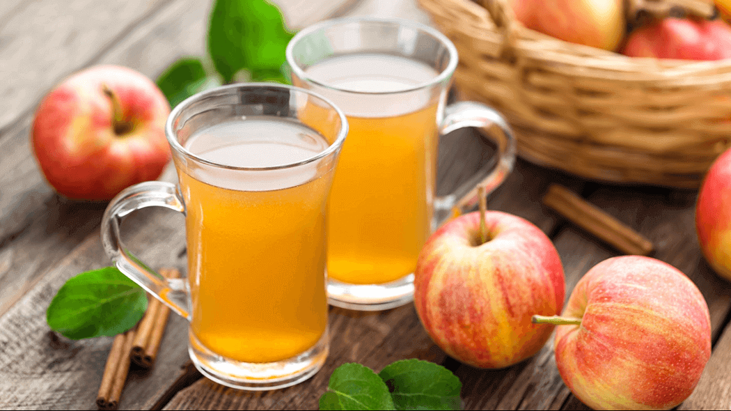 apple cider vinegar for treat yeast infection