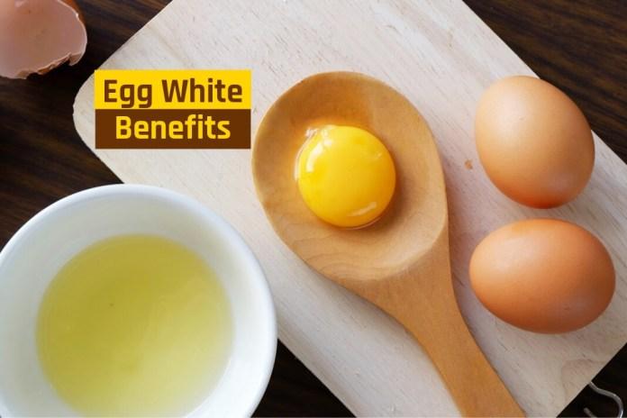 benefits of egg white