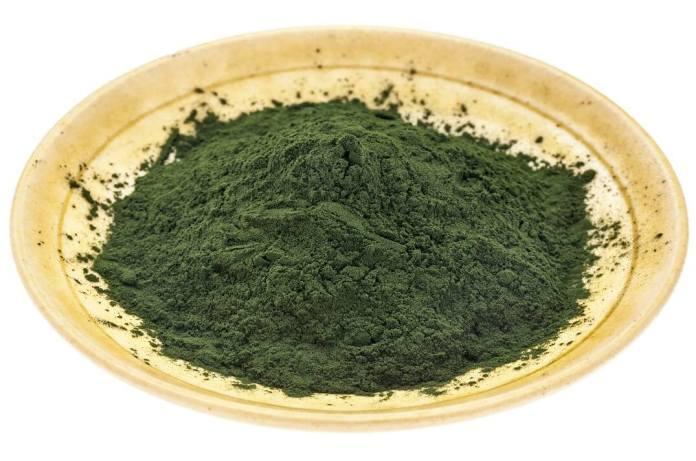 blue green algae nutritional facts