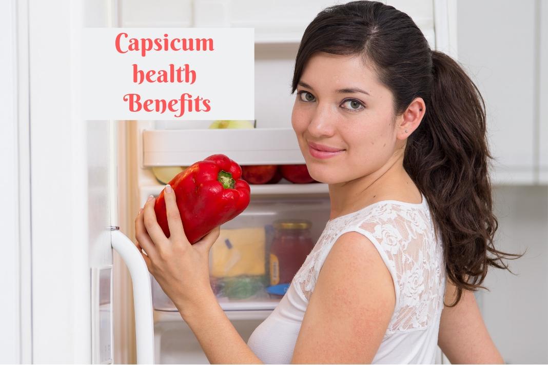 capsicum health benefits