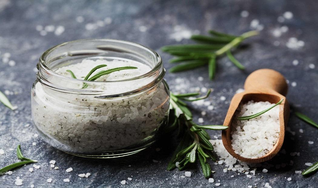 epsom salt bath to cure scabies
