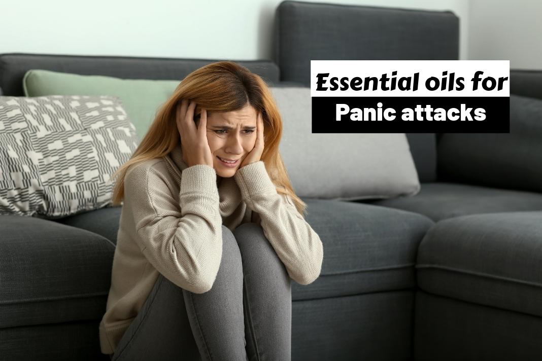 essential oils for Panic attacks