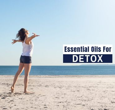 essential oils for detox