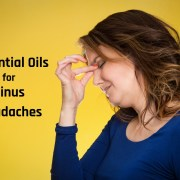 essential oils for sinus headaches