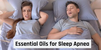 essential oils for sleep apnea