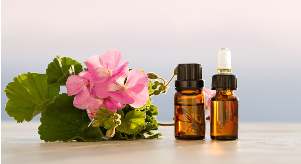 geranium essential oil benefits