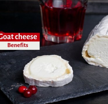 goat cheese benefits