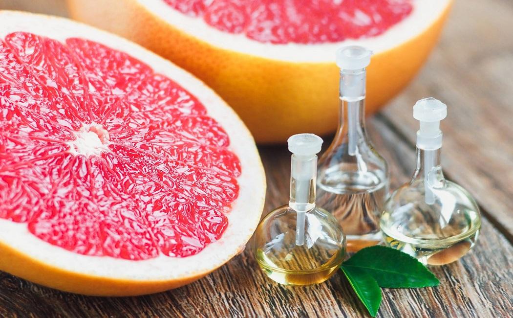 grapefruit oil for detox