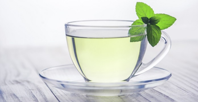 green tea for a ganglion cyst