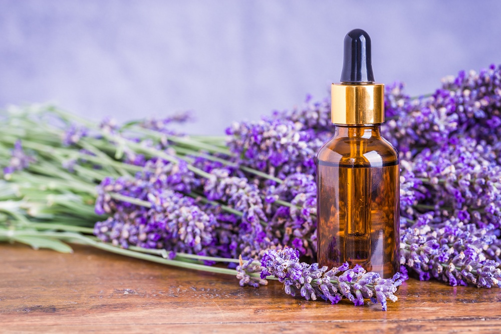 lavender essential oil for anger