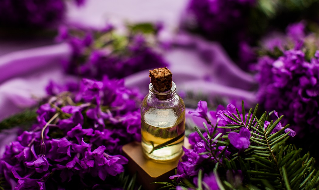 lavender essential oil for cellulitis