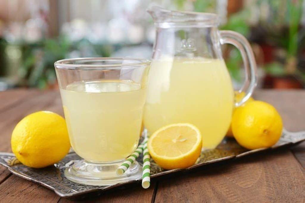 lemon juice to remove sunspot
