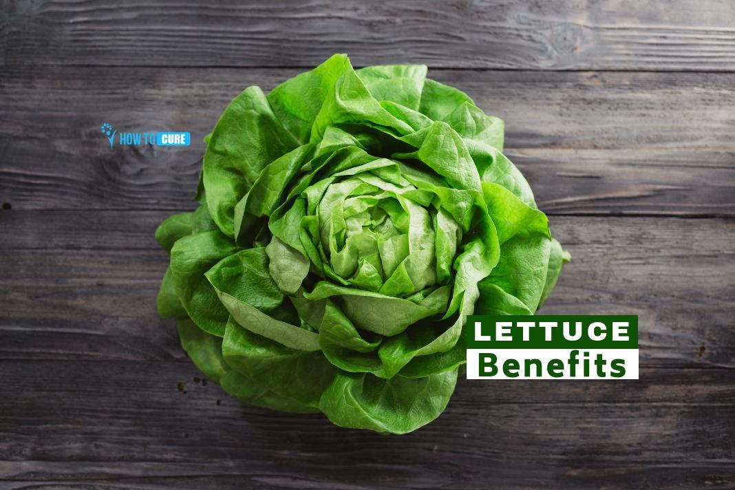 lettuce benefits