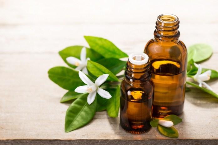 neroli essential oil for anger