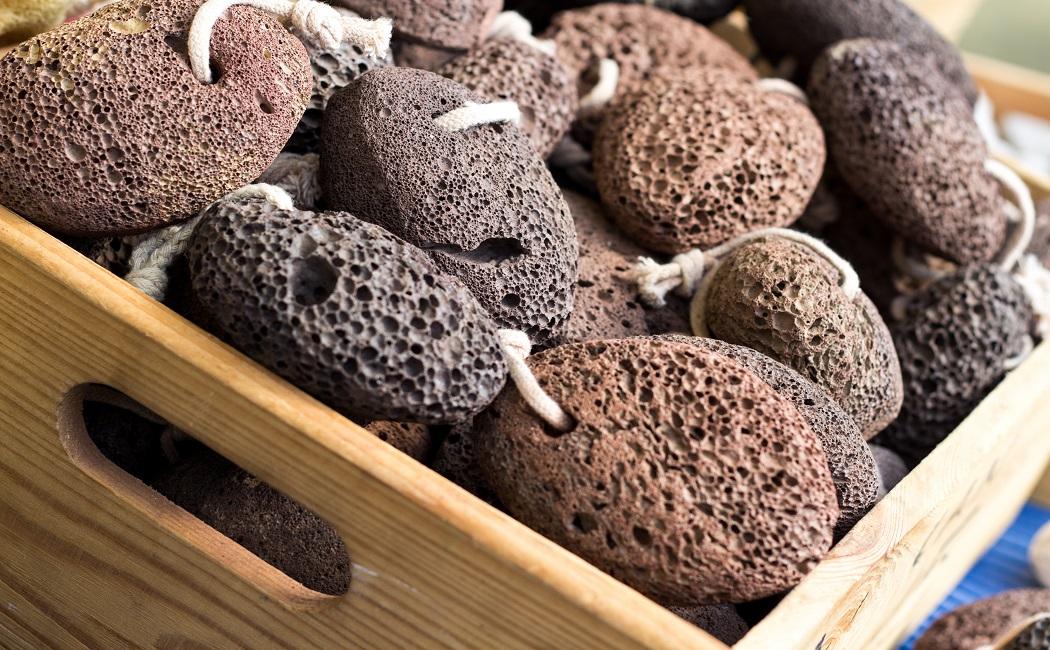 pumice stone for corns