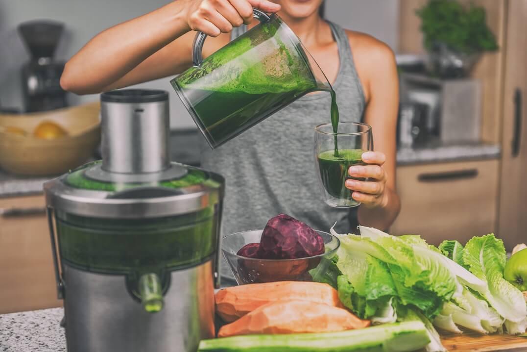 recipe of spinach juice