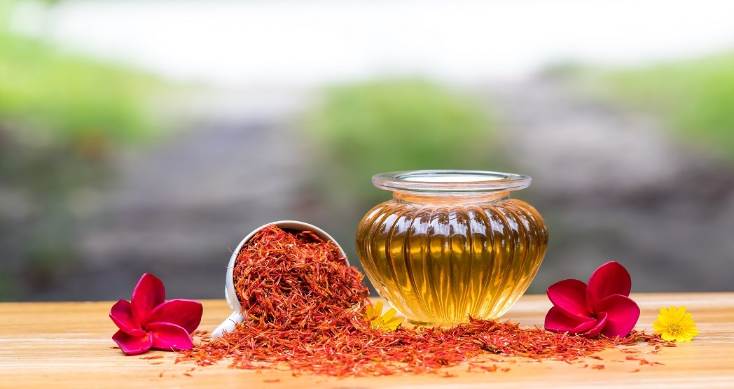 saffron essential oil for belly fat