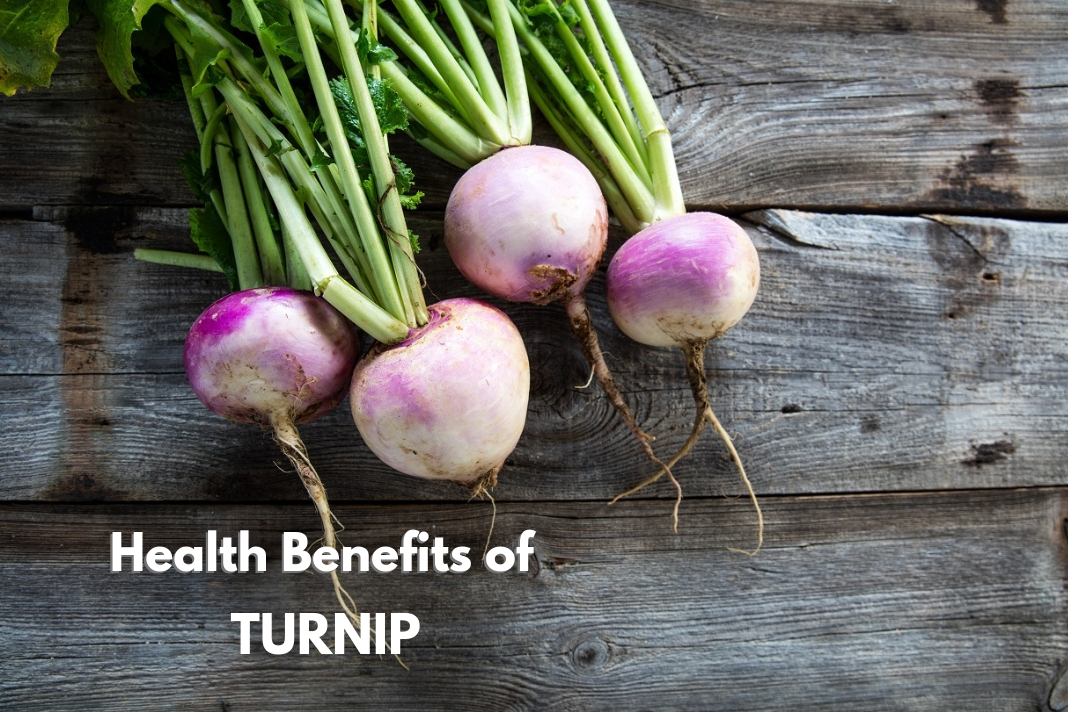 turnip health benefits