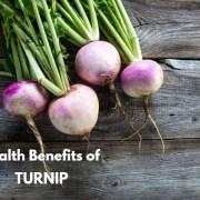 turnip health benefits