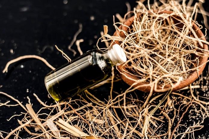 vetiver essential oil for sleeping