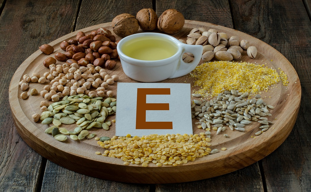 vitamin-e for eye bags