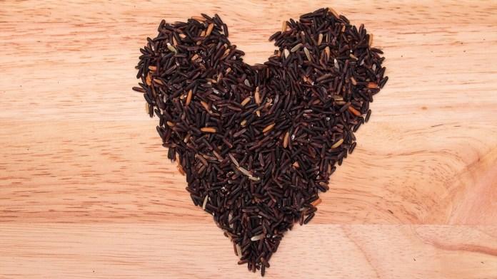 wild rice benefits your heart