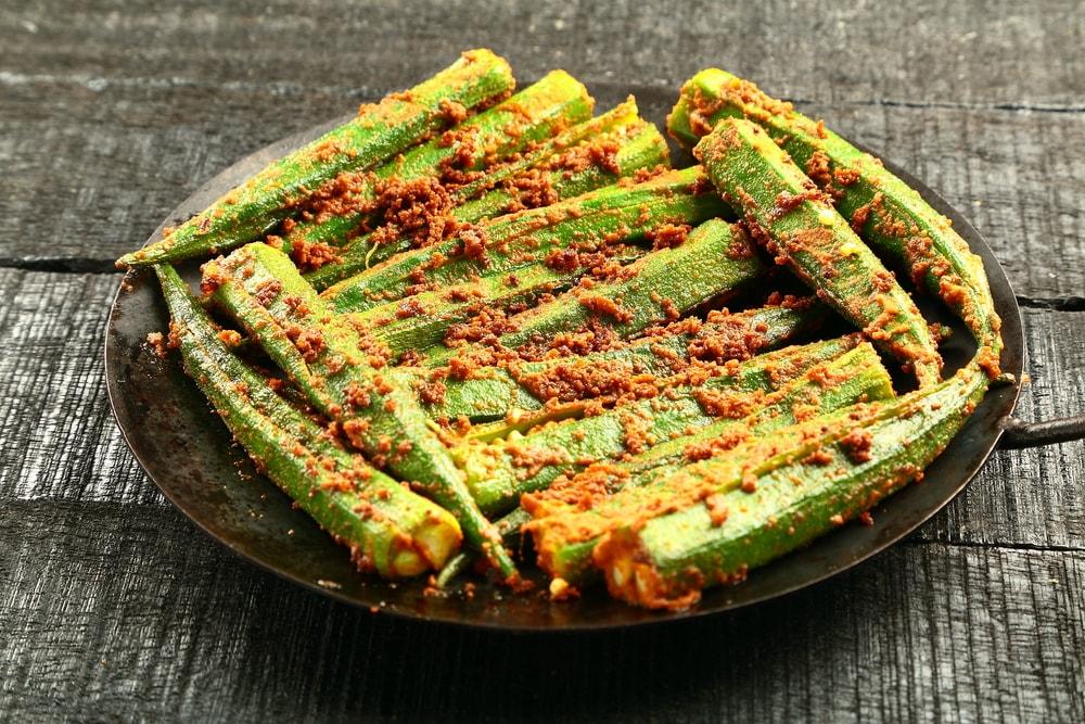 Fried Okra-min