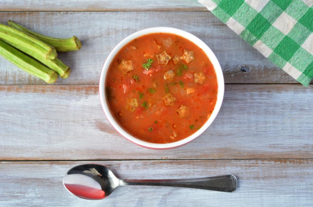 Okra soup-min