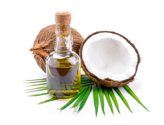 Virgin Coconut Oil for hair loss