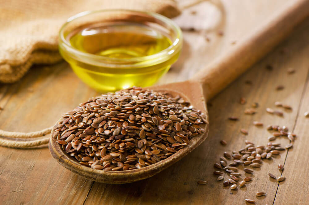flaxseed oil for hair problems