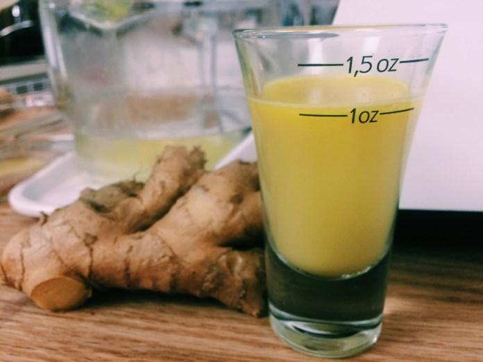 ginger juce