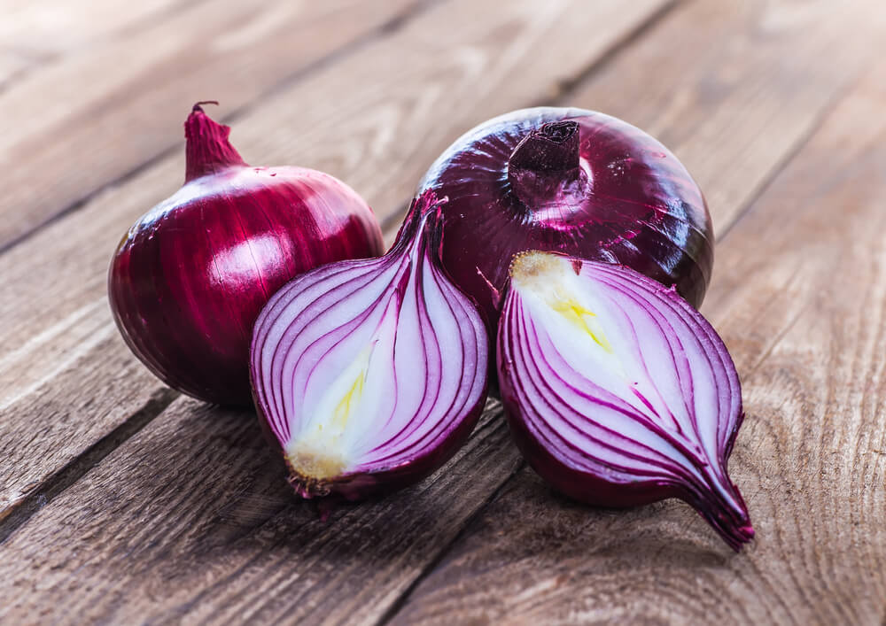 Use Onions helps in Hair growth
