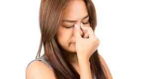 unclog nose