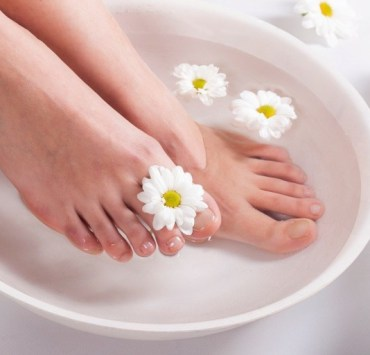 Epsom Salt for feet