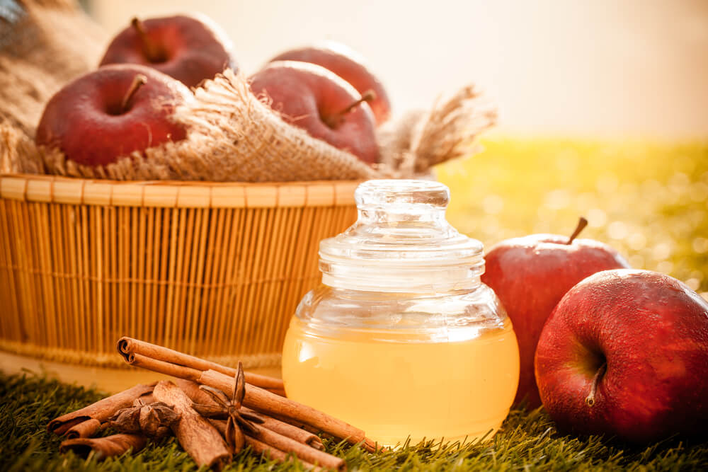 apple cider vinegar(APV)