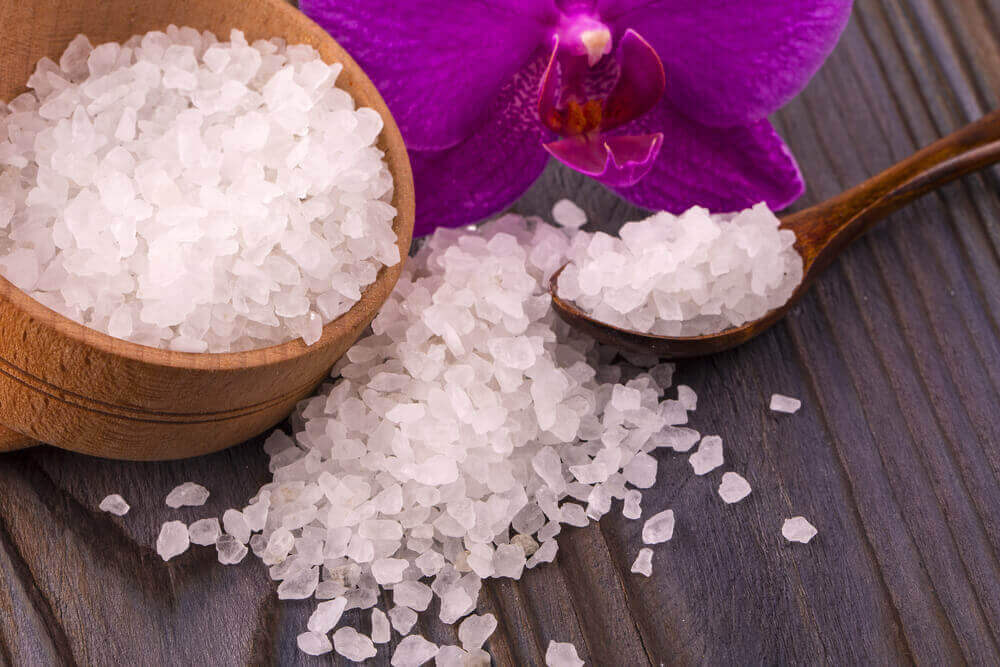 epsom salt benefits