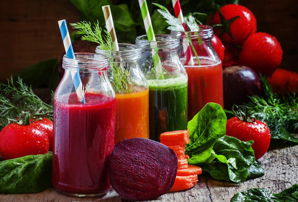 vegetable detox