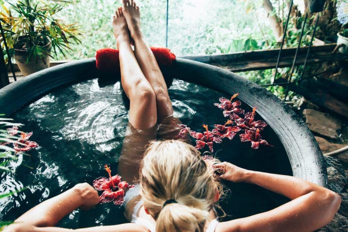 ACV benefits by bath