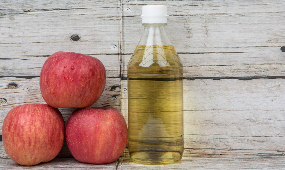 Apple cider veniger and coconut oil for constipation
