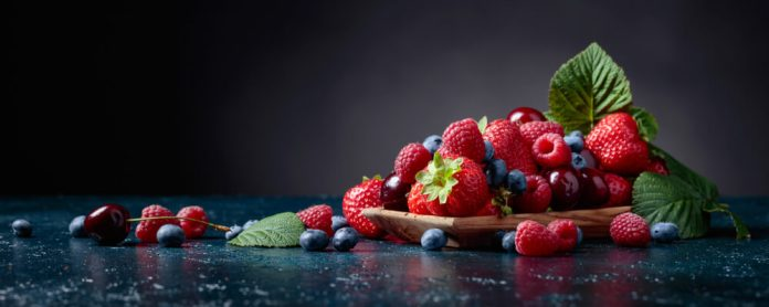 Berries for hair growth