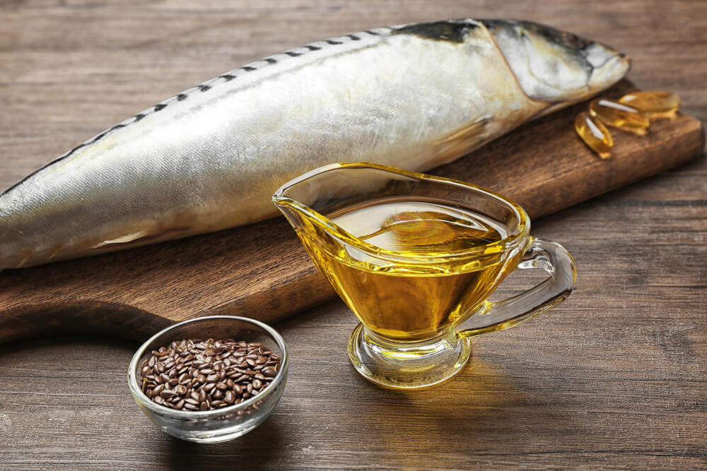 Fish Oil or Omega-3 Fatty Acids for pain