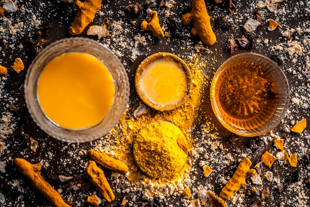 Golden Nectar- The Turmeric Pain Relief Smoothie