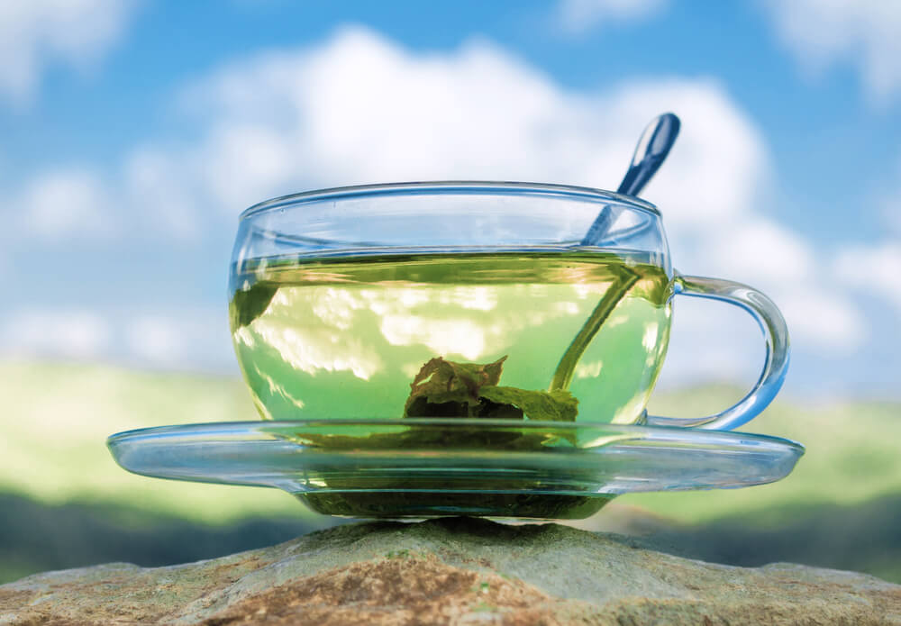 Green tea for energy (1)
