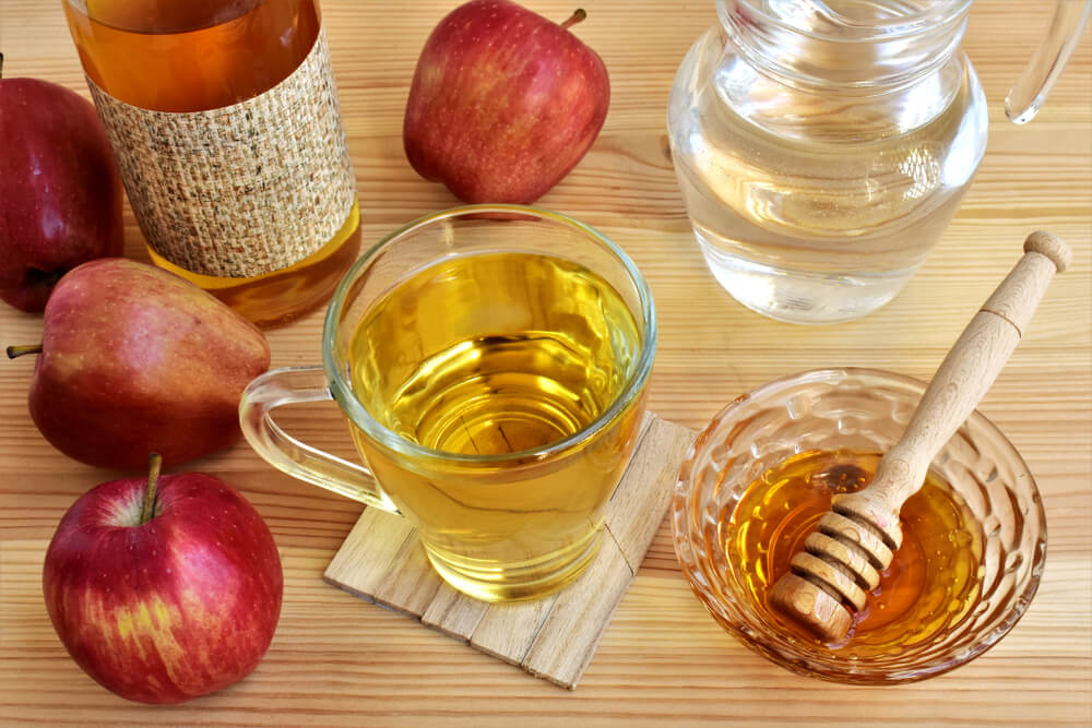 honey and apple cider vinegar for digestion
