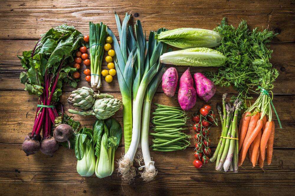 vegitable diet