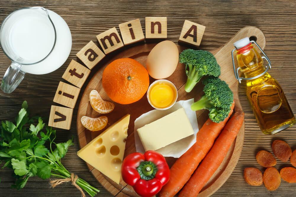 Vitamins For Liver vitamin A