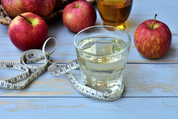 Water and ACV for Digestion