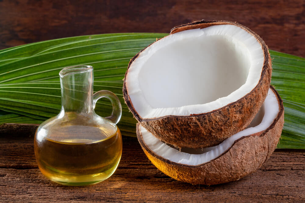 Risks of the use of coconut oil