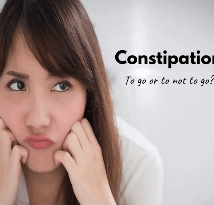 how to cure constipation