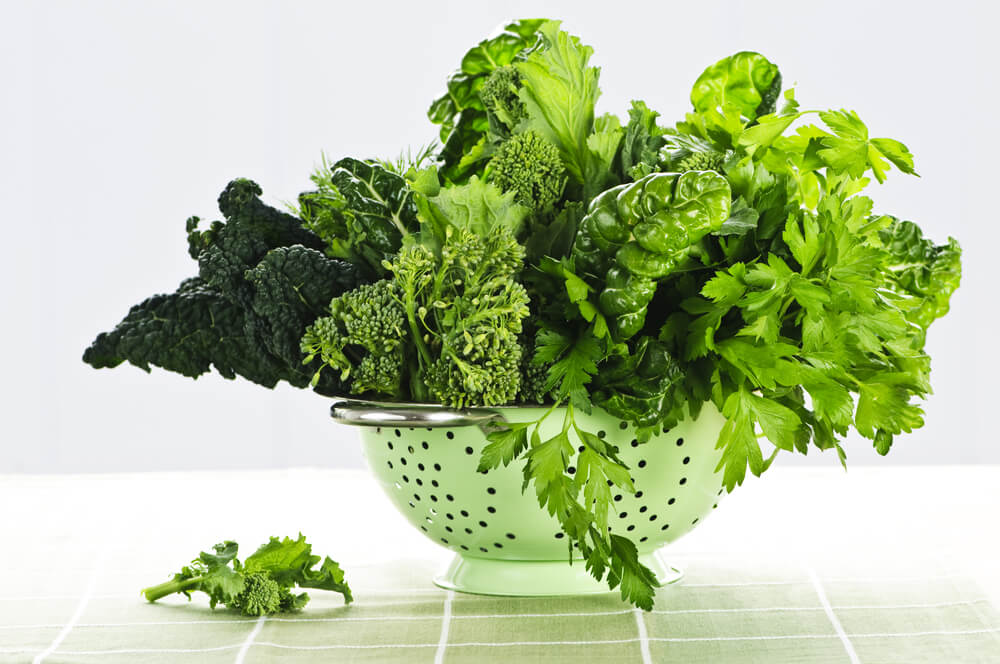 (Vegetables) Dark Green Leafy